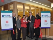 Sen. Hughes Joins Health Partners at the Kroc Center :: February 2, 2012