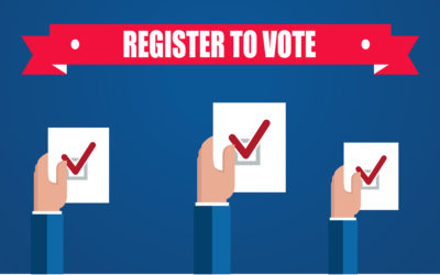 Today is National Voter Registration Day!