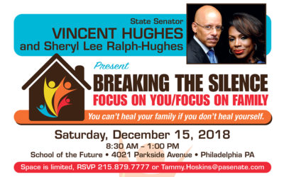 "Save The Date for ""Breaking The Silence"""