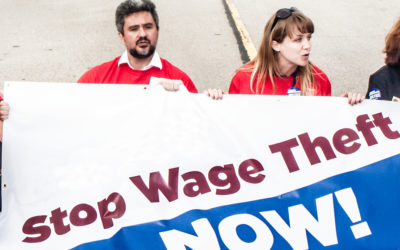 Senator Hughes proposes bills to increase worker protection against wage theft