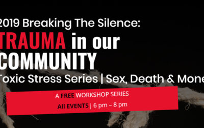 'Breaking the silence' mental health series kicks off this week!