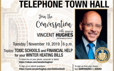 Join Senator Hughes for an important conversation on toxic schools