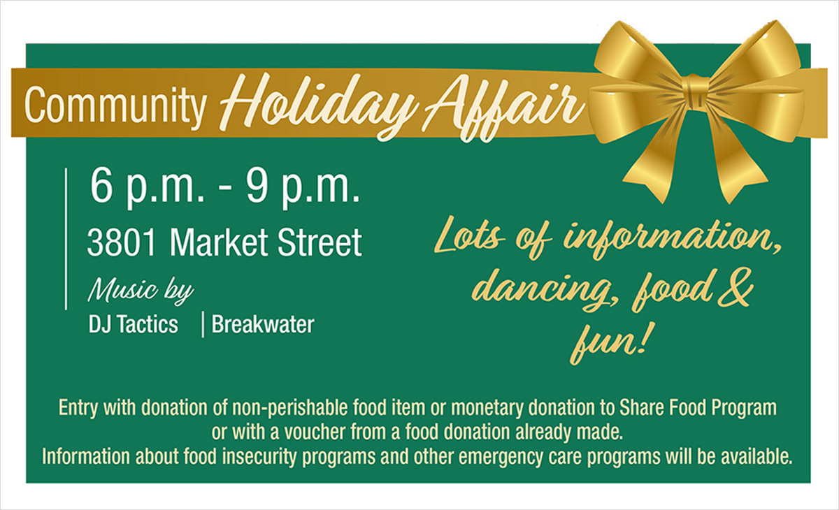 Community Holiday Affair