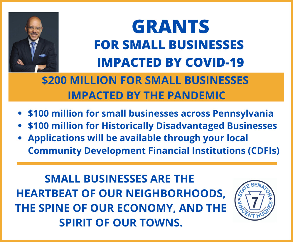 Grants for Small Businesses Impacted by COVID-19