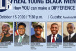 7:30 PM TONIGHT! Real Young Black Men VOTE