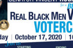 Join Sen. Hughes for a Real Black Men VOTE Votercade Saturday!